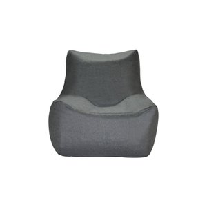 Quicksand Bean Bag Chair Linen Gray