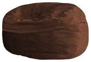 Converter Bean Bag Chair Brown