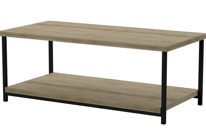 Colt Coffee Table Weathered Oak