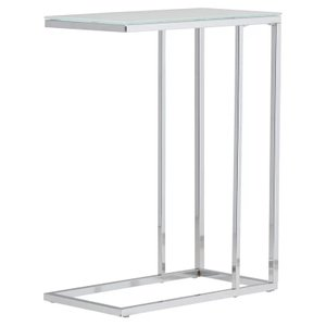 Cather End Table Chrome