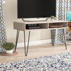 "Horton TV Stand for TVs up to 42"" Samona Oak"