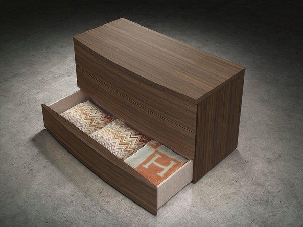 Ludlow Dresser Walnut