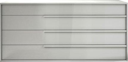 Jane Dresser Glossy White