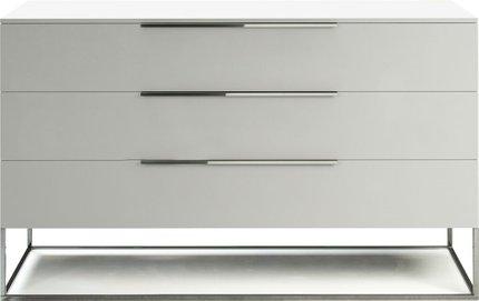 Bowery Dresser White