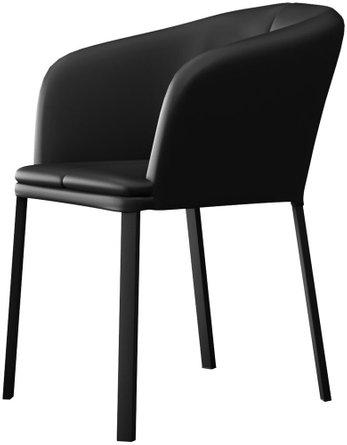 Como Dining Chair Black