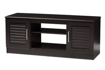 Gianna TV Stand Wenge Dark Drown