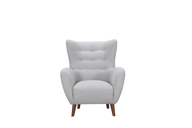 Mai Accent Chair Gray