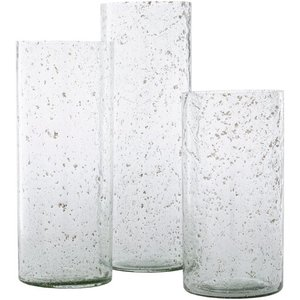 Mist Candle Holder Clear (Set of 3)