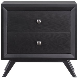 Tracy Nightstand Black