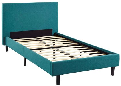 Anya Twin Bed Teal
