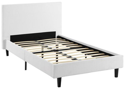 Anya Twin Bed White
