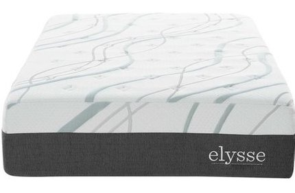 "Elysse Memory Foam and Innerspring Hybrid Twin Mattress 12"""