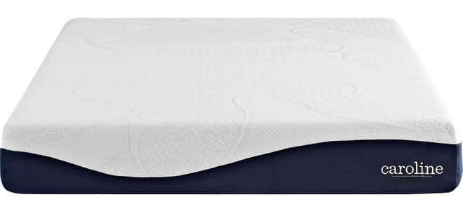 Caroline Gel Memory Foam Full Mattress 10""