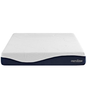 Caroline Memory Foam Queen Mattress 10""
