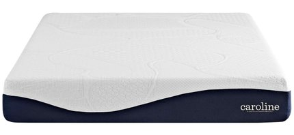Caroline Gel Memory Foam King Mattress 10""