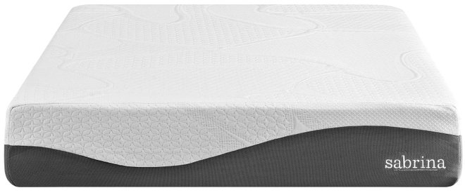 Sabrina Latex Memory Foam Queen Mattress 12""