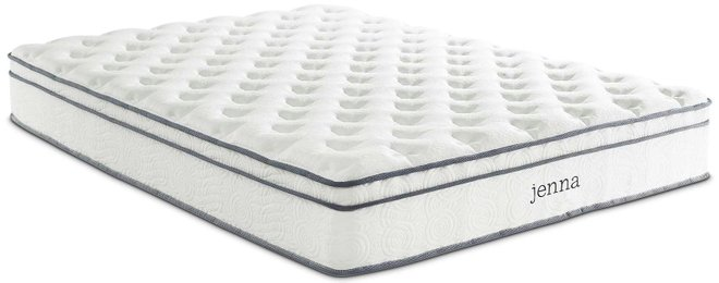 "Jenna 10"" Innerspring Full Mattress"
