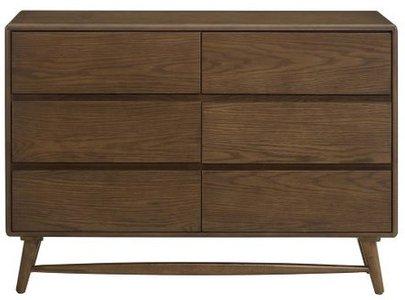 Talwyn Wood Dresser Chestnut