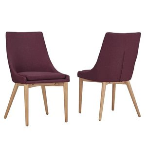Blaisdell Side Chair Tawny Port (Set of 2)