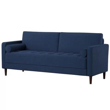 Garren Sofa Navy Blue