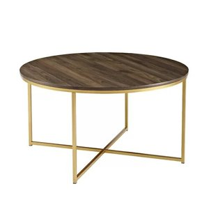 Wasser Coffee Table Dark Walnut