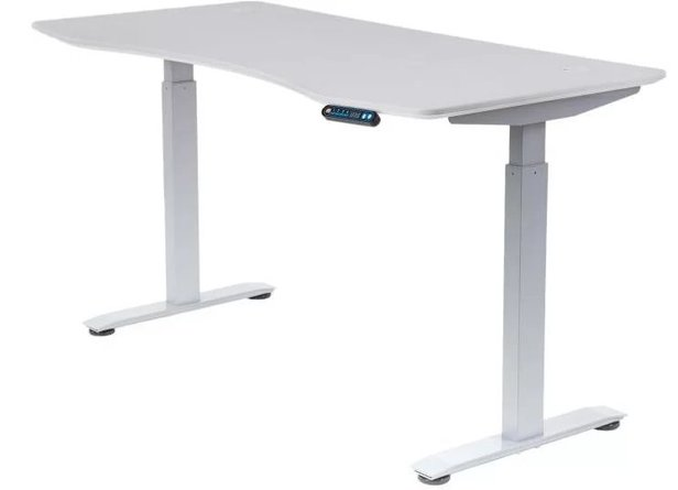 Gordon Standing Desk Gray