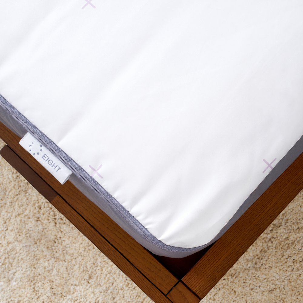 Eight Queen Mattress White