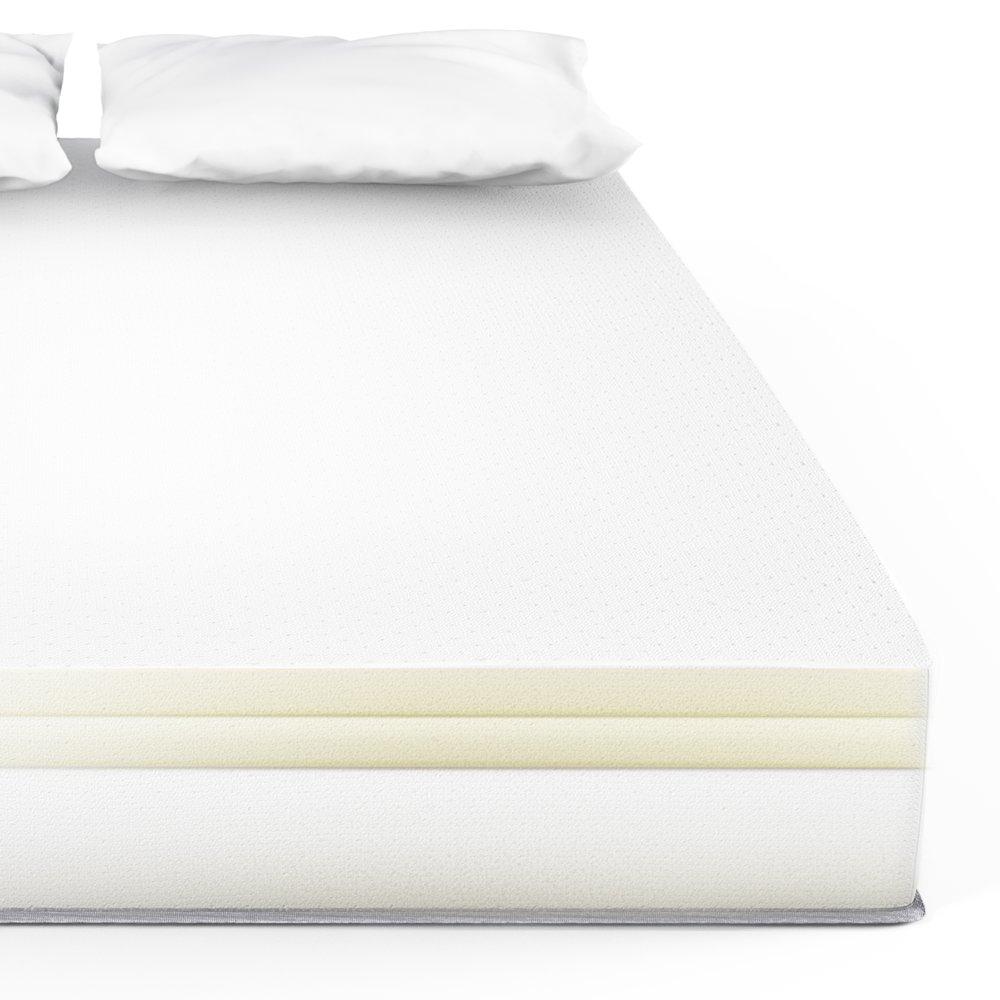 Eight Full Mattress White