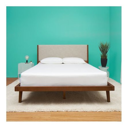 Eight Full Mattress White