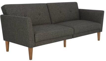 Anhop Convertible Sofa Pebble Gray