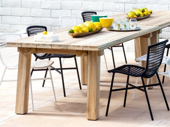 Lucy Outdoor Dining Package - 6 Seater