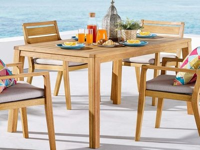 Genevieve Outdoor Dining Package - 4 Seater