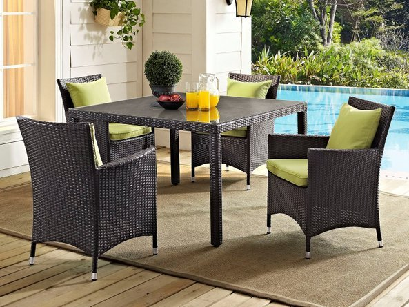 Gail Key Outdoor Dining Package - 4 Seater