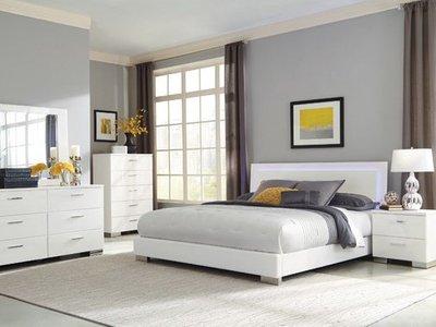 Garrick King Bedroom