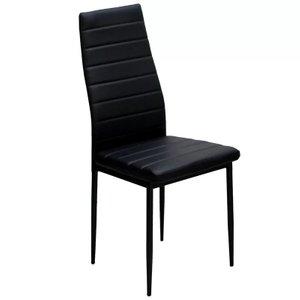 Thoreau Dining Chair Black ( Set of 4 Units )