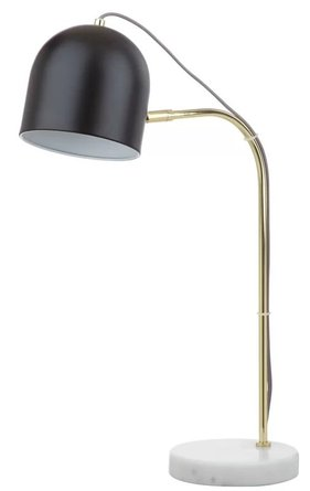 "Jonathan 23.5"" Table Lamp Gold"