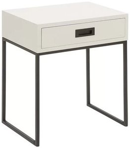 Southmead End Table White