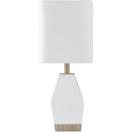 "Pimm 17.37"" Table Lamp White"