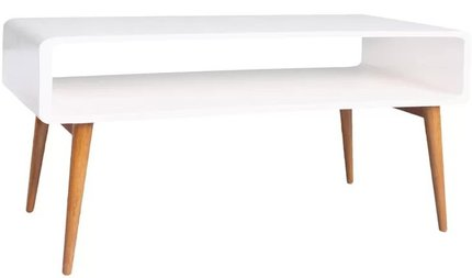Bella Coffee Table White