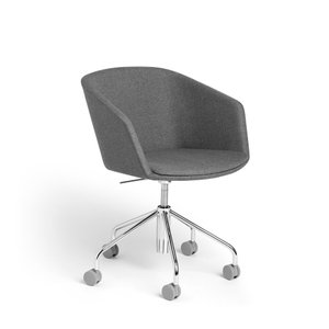 Pitch Meeting Chair Dark Gray