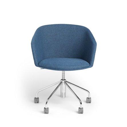 Pitch Meeting Chair Dark Blue