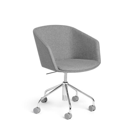 Pitch Meeting Chair Gray