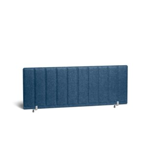 Dark Blue Pinnable Privacy Panel, Face-to-Face, 47""
