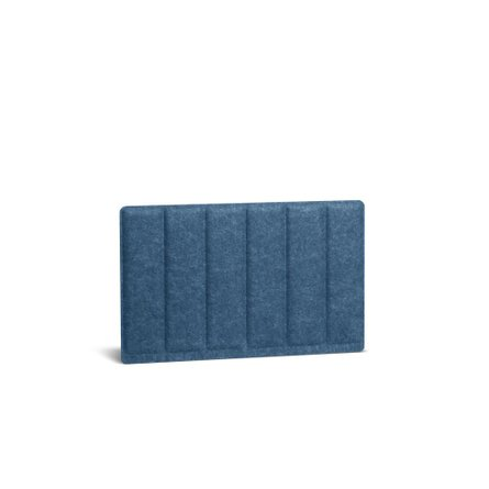 Pinnable Privacy Panel, Side to Side Dark Blue