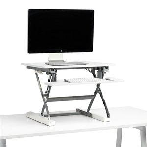 Peak Adjustable Height Desk Riser