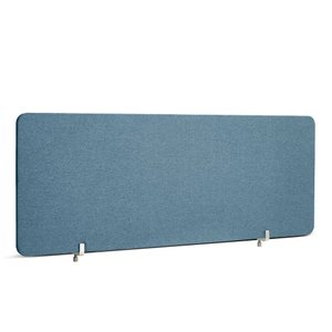 Slate Blue Fabric Privacy Panel, Face-to-Face 45""