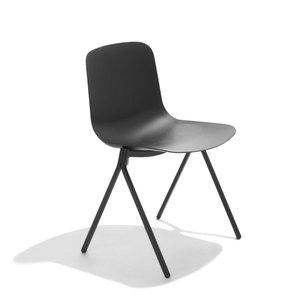 Key Chair, Set of 2 Black