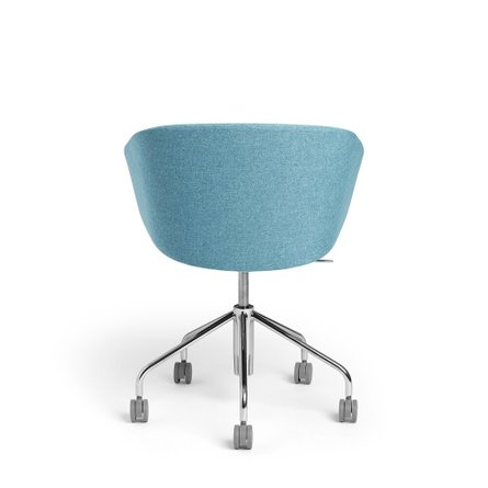 Pitch Meeting Chair Blue