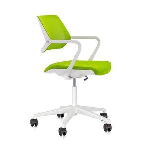 Qivi Desk Chair Lime Green