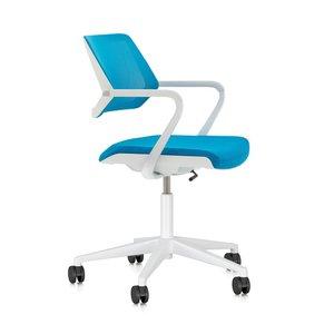 Qivi Desk Chair Pool Blue